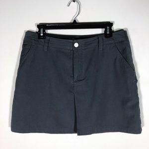 Icebreaker Wool Blend Outdoor Skirt EUC
